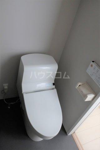 コンチェルト M 102号室のトイレ