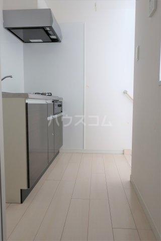 コンチェルト M 201号室のキッチン