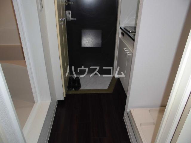 レオパレス鳴海第5 202号室の玄関