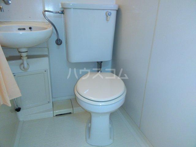 コーポどりーむⅡ F号室のトイレ