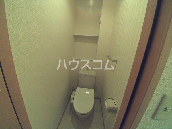 メゾン四季彩 B 102号室のトイレ