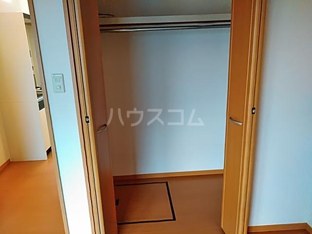 シェトワ 201号室の収納