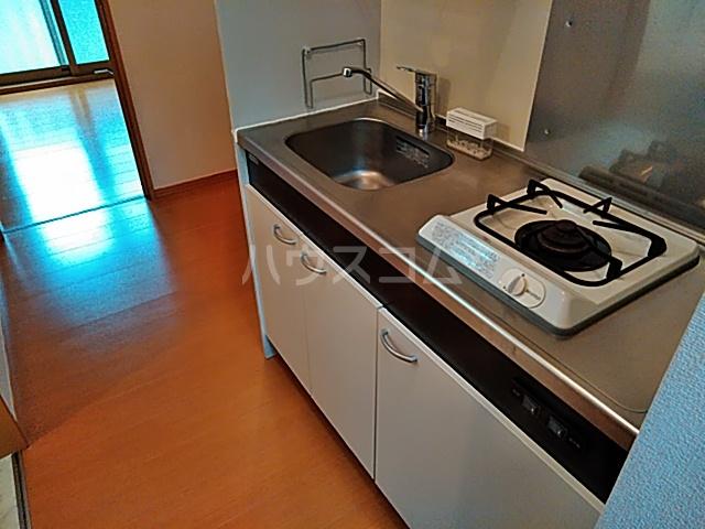 シェトワ 201号室のキッチン
