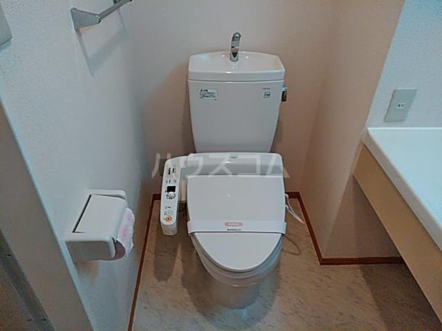 シェトワ 201号室のトイレ