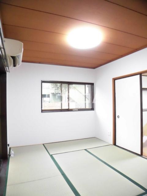 山口邸の居室