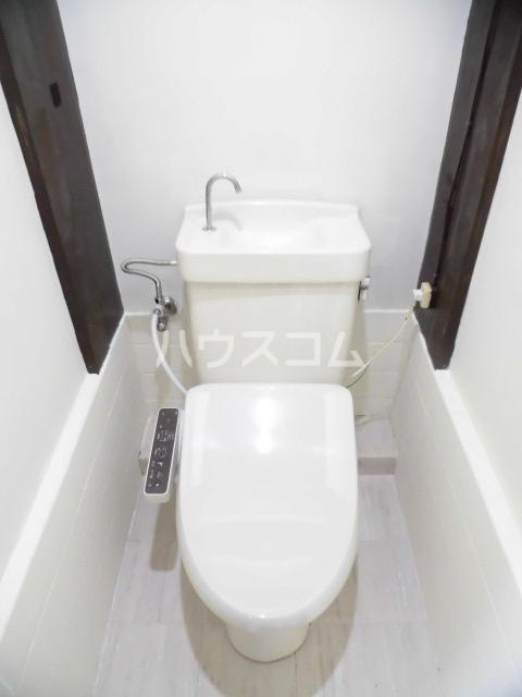山口邸のトイレ