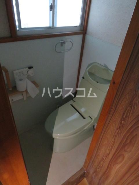 イサムハウス上本郷のトイレ