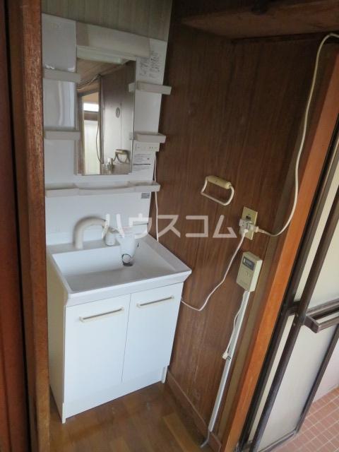 イサムハウス上本郷の洗面所