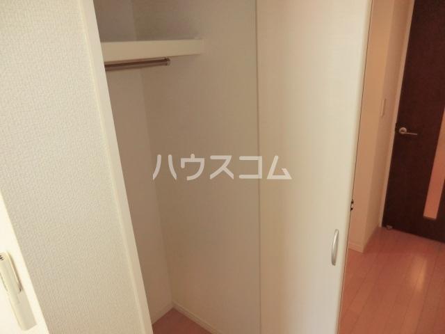 リブリ・オルタンシアⅢ 101号室の収納