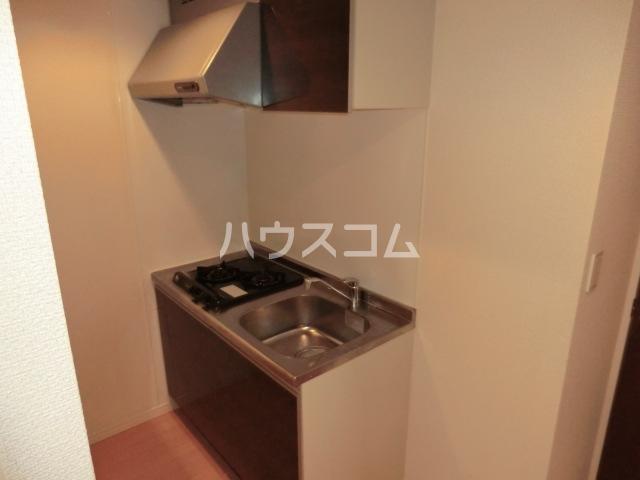 リブリ・オルタンシアⅢ 101号室のキッチン
