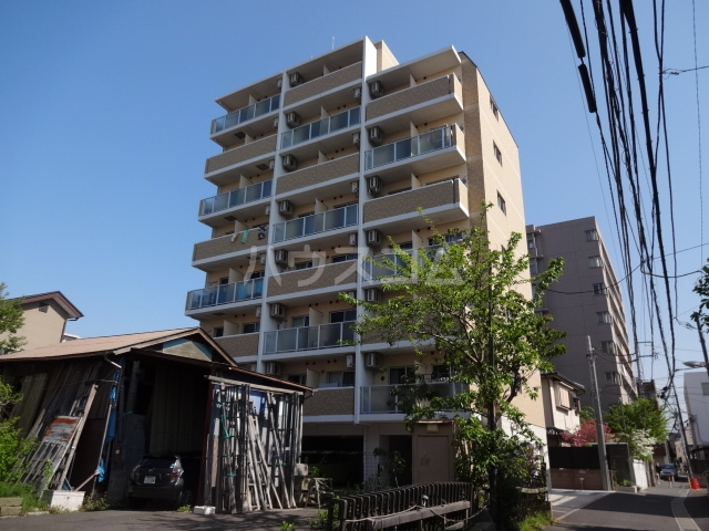 S-FORT本八幡Mairieの外観