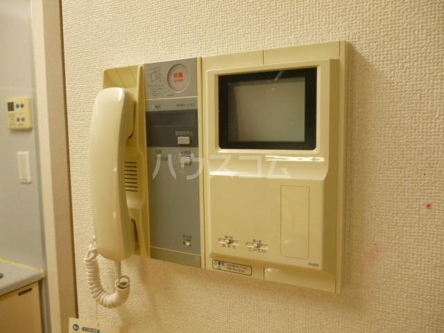 クイーンシティ松戸シーズンズガーデン 504号室のセキュリティ