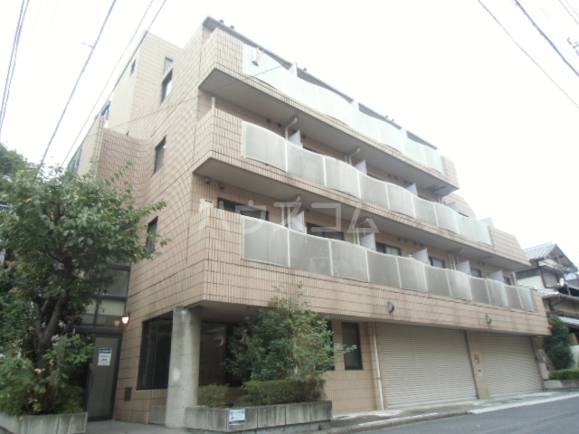 モンシャトー松戸Ⅱ外観写真