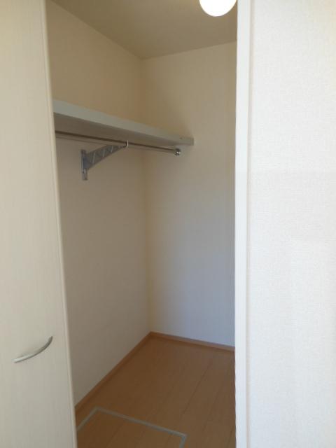 グリーンヒル 112号室の収納