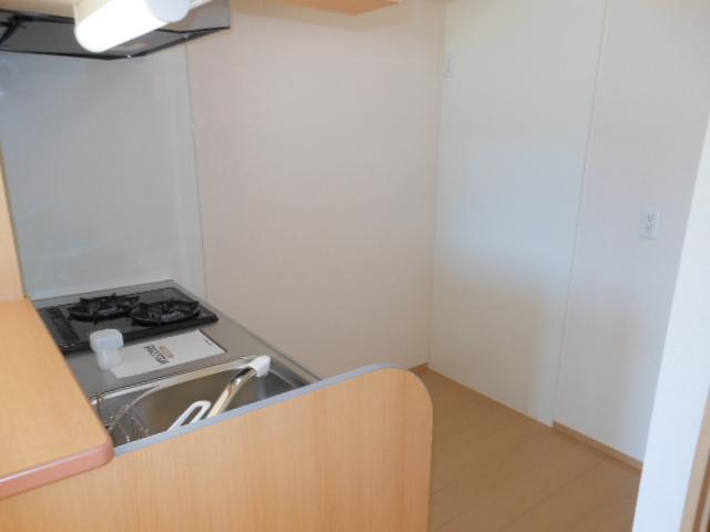 グリーンヒル 112号室のキッチン