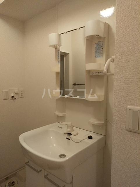 コスモス ブラン 102号室の洗面所