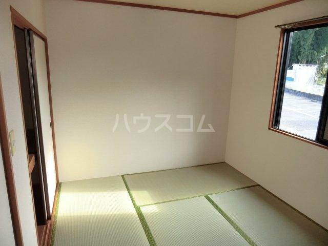 ファミールコート 201号室のバルコニー