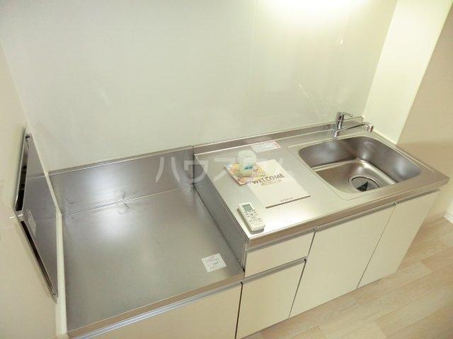 ファミールコート 201号室のキッチン