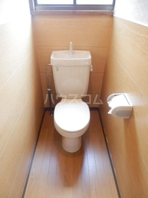 峯尾様裏高尾貸家のトイレ