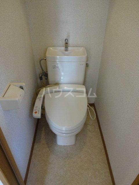 ライトハイム 102号室のトイレ