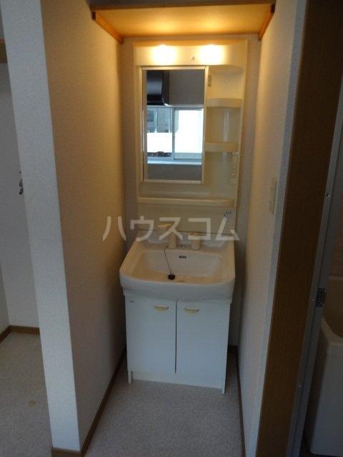 ライトハイム 102号室の洗面所
