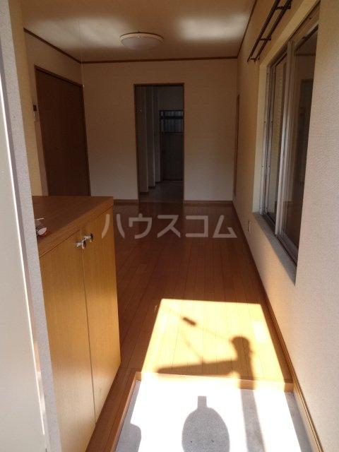 ライトハイム 102号室の玄関
