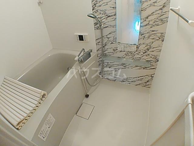 サンスマイル大和田WEST 201号室の風呂