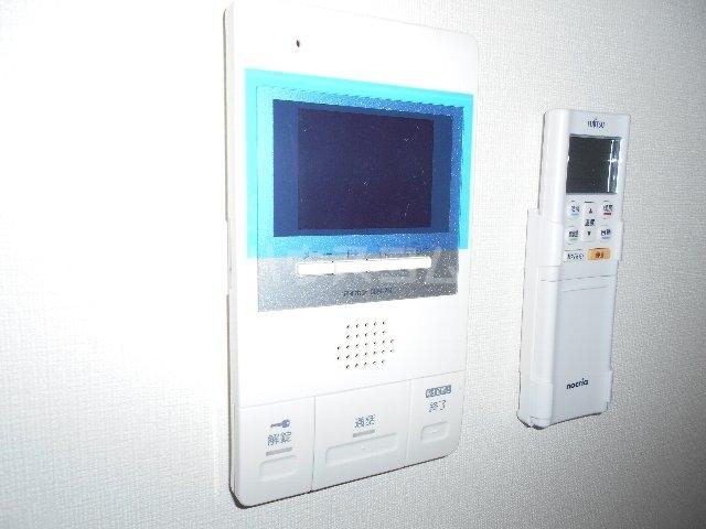 ブルームコート 506号室のセキュリティ
