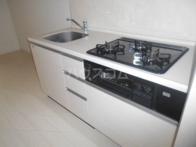 ブルームコート 506号室のキッチン