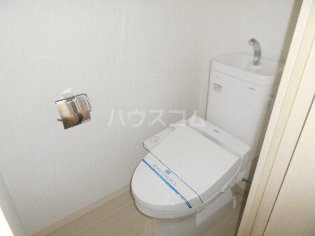 ブルームコート 506号室のトイレ