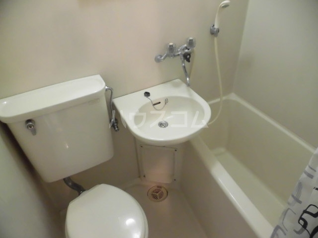 アドバンス国立 208号室の風呂