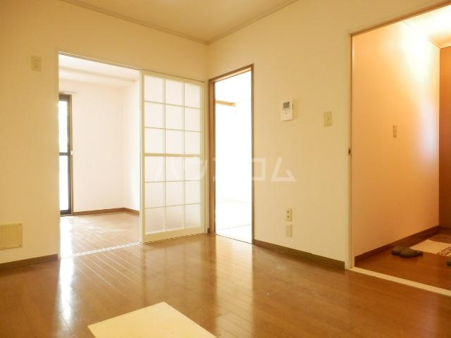 プランタニエール 206号室の玄関