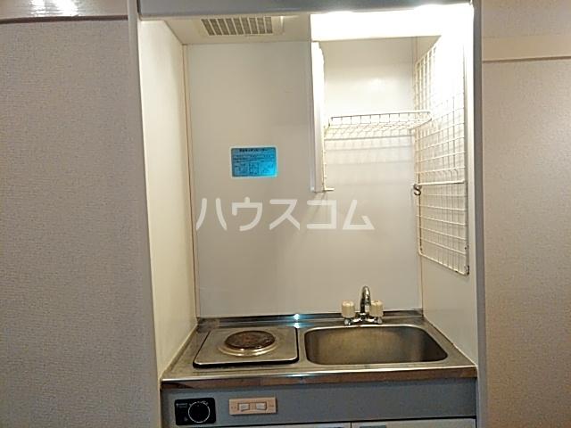 エイト砂川 101号室のキッチン