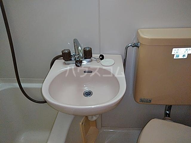 エイト砂川 205号室の洗面所