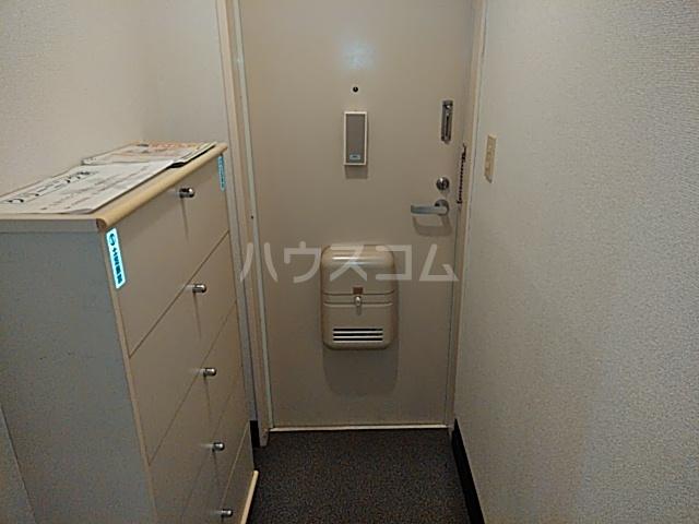 エイト砂川 205号室の玄関