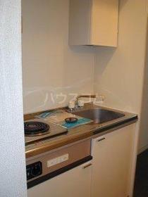 アークウィル 102号室のキッチン