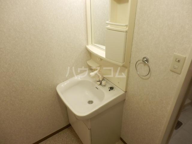 エーデルハイムスズキB 101号室の洗面所