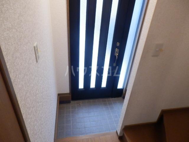 エーデルハイムスズキB 101号室の玄関