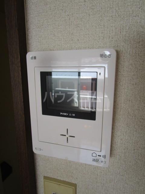 スカイハイツ東元町 202号室のセキュリティ