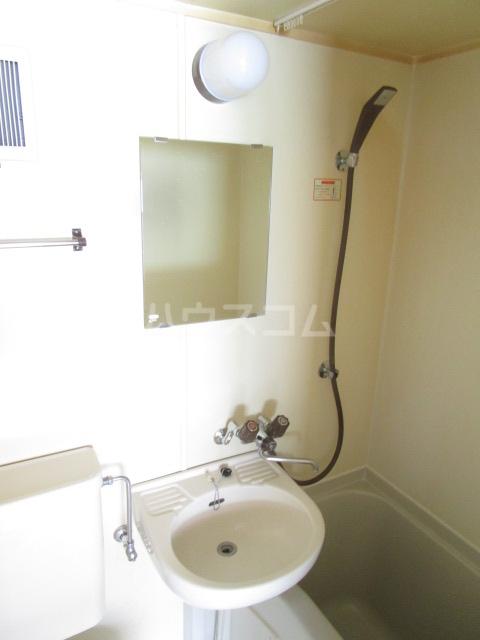 スカイハイツ東元町 202号室の洗面所