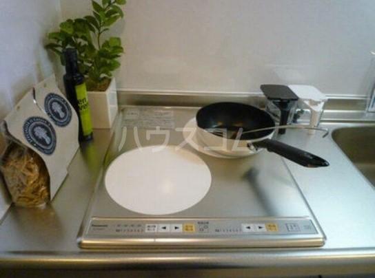 マストライフ日野 904号室のキッチン