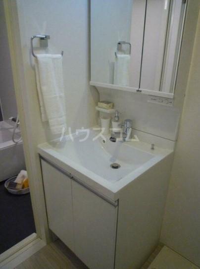 マストライフ日野 904号室の洗面所