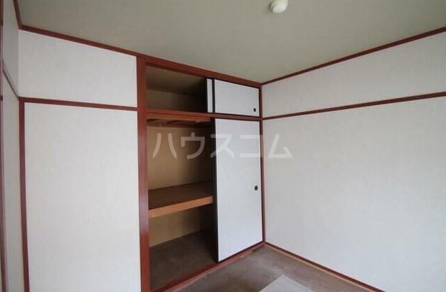 フラット田中 107号室の収納
