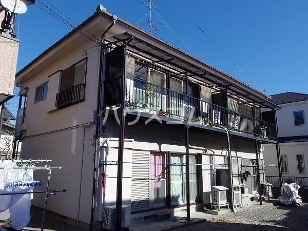 杉田荘の外観