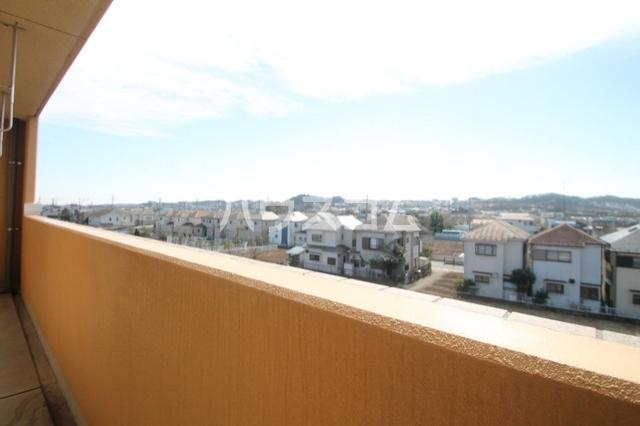 サンモールMARUHARA 107号室のバルコニー