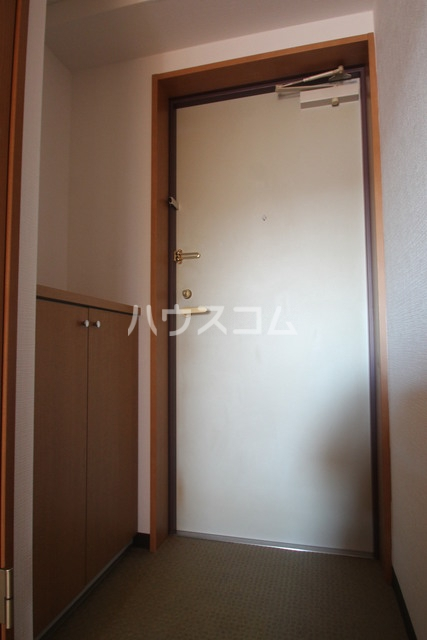 サンモールMARUHARA 107号室の収納