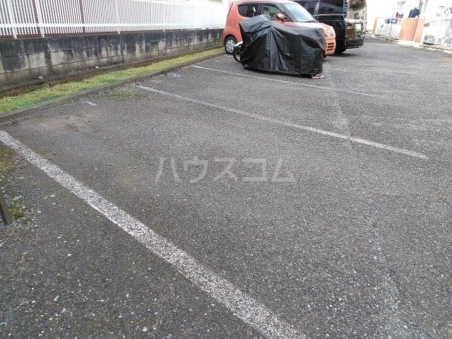 Ark立川西 201号室のセキュリティ