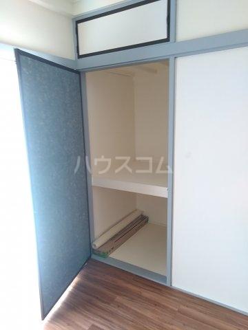 Ark立川西 201号室のベッドルーム