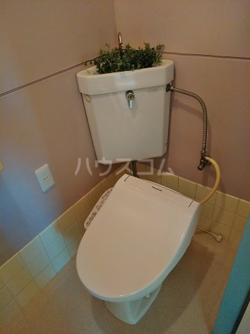 Ark立川西 201号室のトイレ