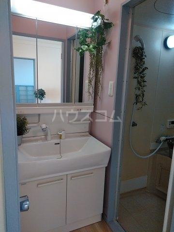 Ark立川西 201号室の洗面所